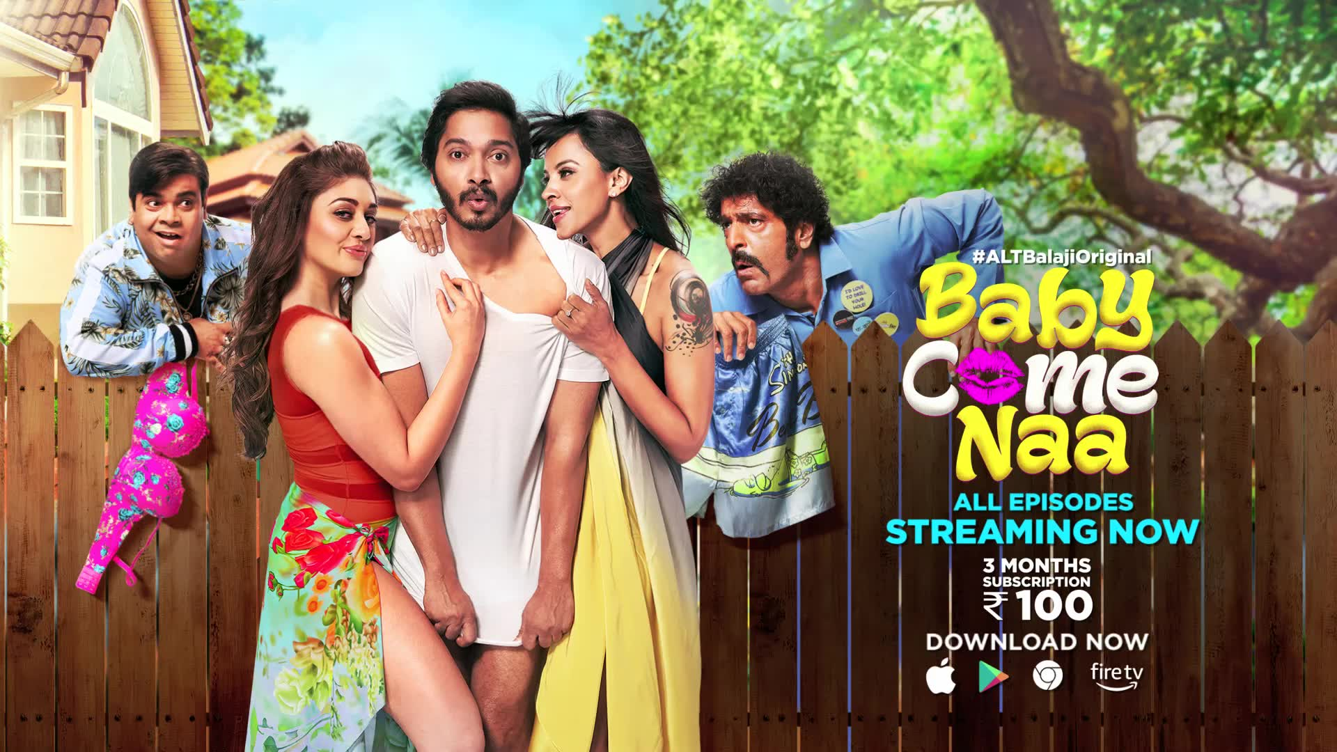 Baby Come Naa | All episodes streaming now