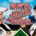 Jean Pierre Agostini De Risi and Juliette Pardau in Papita, maní, tostón (2013)
