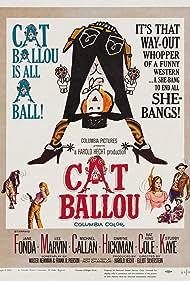 Cat Ballou (1965) Poster - Movie Forum, Cast, Reviews
