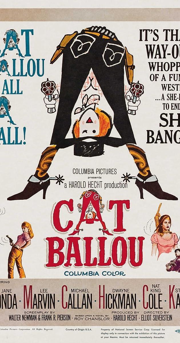 Subtitle of Cat Ballou