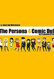 The Persona 4 Comic Dub Poster