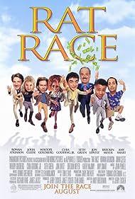 John Cleese, Rowan Atkinson, Whoopi Goldberg, Cuba Gooding Jr., Seth Green, Jon Lovitz, Breckin Meyer, and Amy Smart in Rat Race (2001)
