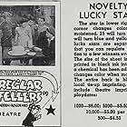 Buddy Boles, Janet Dempsey, Malcolm Hutton, Billy Lee, Henry 'Spike' Lee, and Carl 'Alfalfa' Switzer in Reg'lar Fellers (1941)