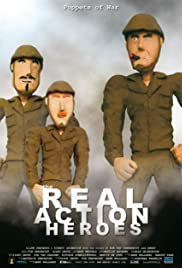 The Real Action Heroes Poster