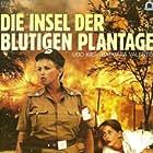 Karina Fallenstein and Barbara Valentin in Die Insel der blutigen Plantage (1983)