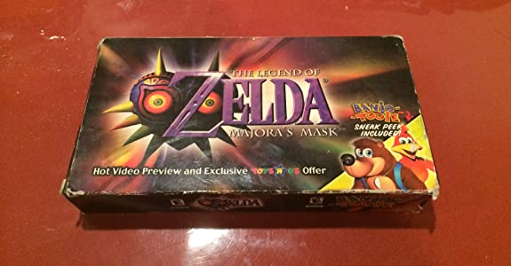 Watch full movie now play hd video The Legend of Zelda: Majora's Mask - Hot Video Preview and Exclusive Toys R Us Offer by none [720x576]