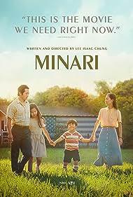 Alan S. Kim, Noel Cho, Steven Yeun, and Yeri Han in Minari (2020)