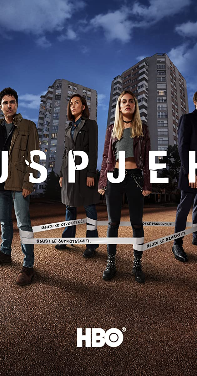 Download Uspjeh or watch streaming online complete episodes of  Season 1 in HD 720p 1080p using torrent