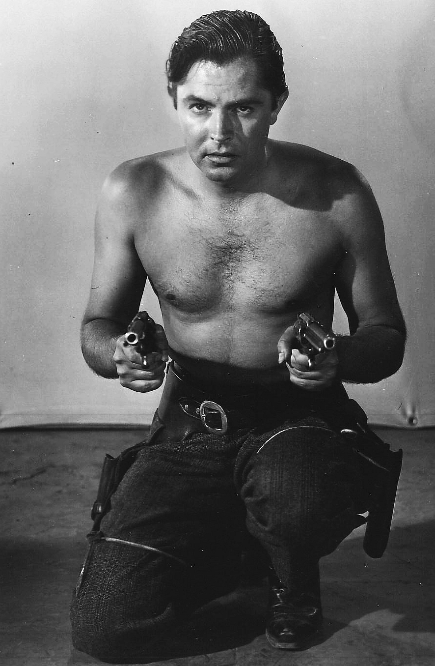 Jack Buetel in Rose of Cimarron (1952)