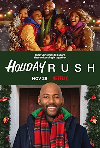 Poster of Holiday Rush 2019 Full Hindi Dual Audio Movie Download HDRip 480p