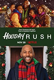 Darlene Love, Romany Malco, Andrea-Marie Alphonse, Sonequa Martin-Green, Amarr, and Deysha Nelson in Holiday Rush (2019)