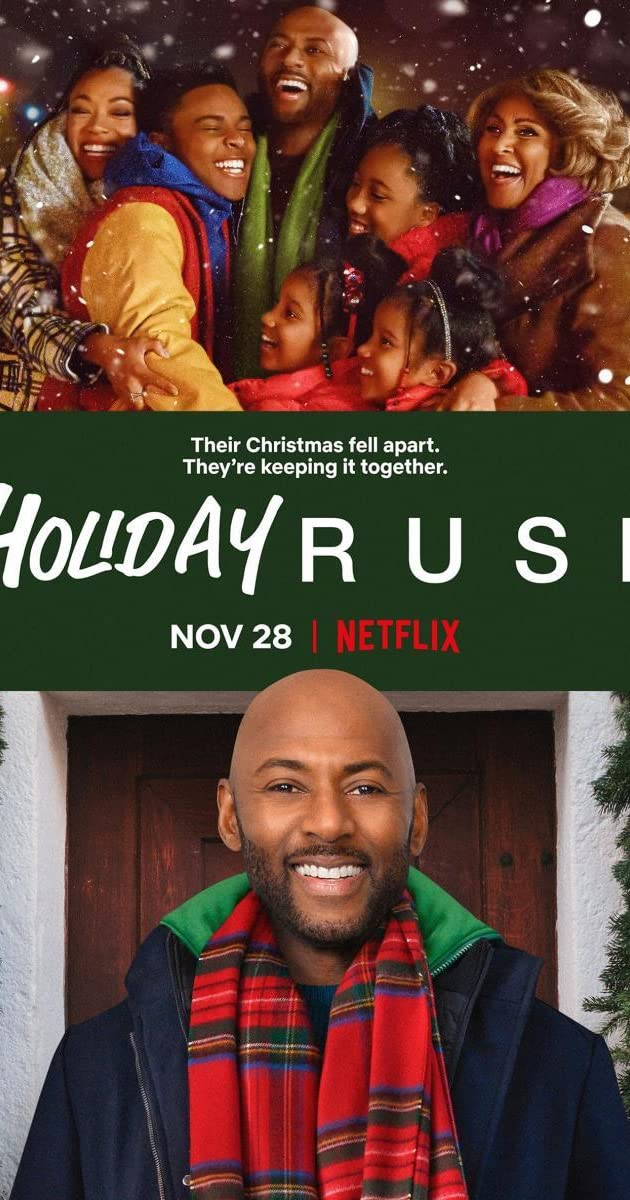 Subtitle of Holiday Rush