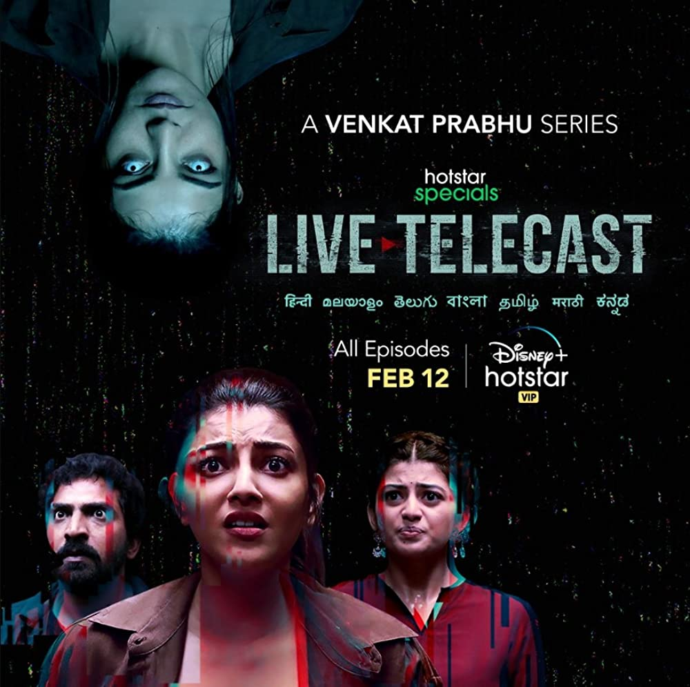 Live Telecast 2021 S01 Hindi Complete Hotstar Specials Web Series 700MB HDRip 480p Download