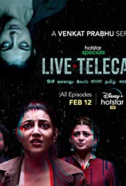 Live Telecast (2021) Hotstar Hindi Season 1 Complete 720p Download