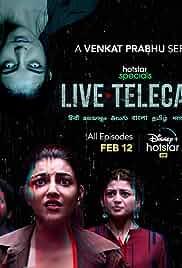 Live Telecast (2021) Season 1 HDRip Hindi Web Series Watch Online Free