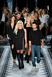 Versus Versace by Anthony Vaccarello: Spring Summer 2015 New York Poster