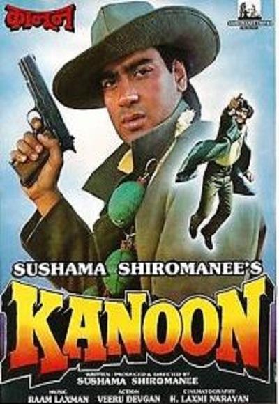 Kanoon (1994) Hindi 720p HEVC HDRip x265 AAC Full Bollywood Movie [750MB]