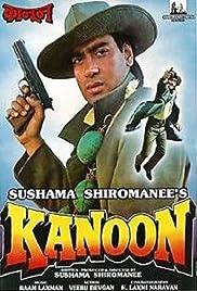 Kanoon Poster