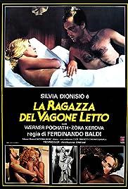 La ragazza del vagone letto(1980) Poster - Movie Forum, Cast, Reviews