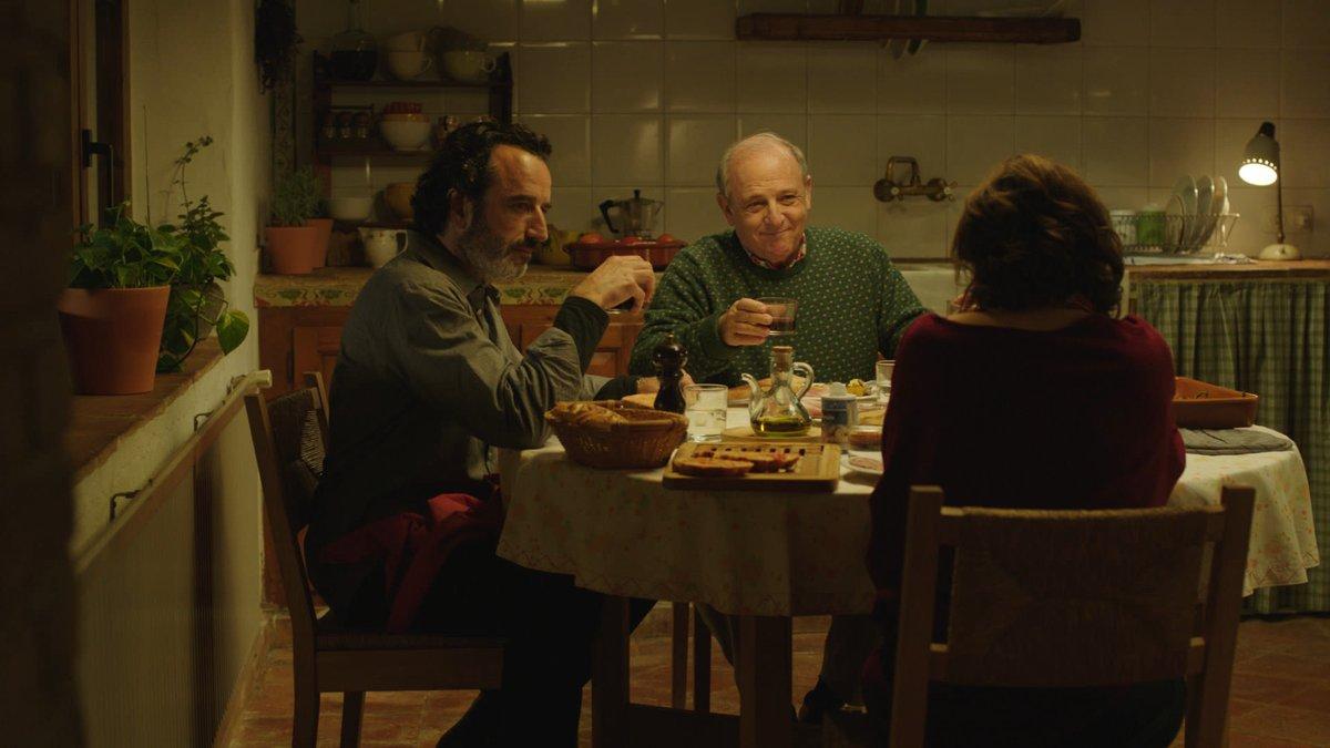 Emilio Gutiérrez Caba, Laia Marull, and Bruno Todeschini in Brava (2017)
