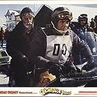 Dean Jones and Harry Morgan in Snowball Express (1972)