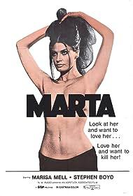 Marta Poster - Movie Forum, Cast, Reviews