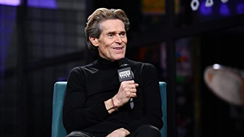BUILD: Willem Dafoe on Learning to Paint on 'At Eternity's Gate'