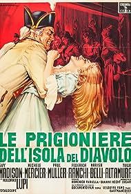 Le prigioniere dell'isola del diavolo (1962) Poster - Movie Forum, Cast, Reviews