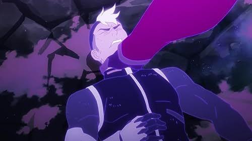 Voltron: Legendary Defender: Shiro Faces Zarkon