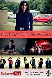 Not Safe for Work Poster - TV Show Forum, Cast, Reviews