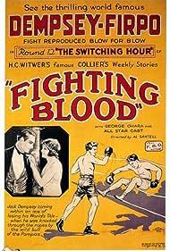 Clara Horton and George O'Hara in Fighting Blood (1923)