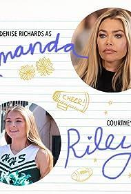 Denise Richards and Courtney Fulk in Killer Cheer Mom (2021)