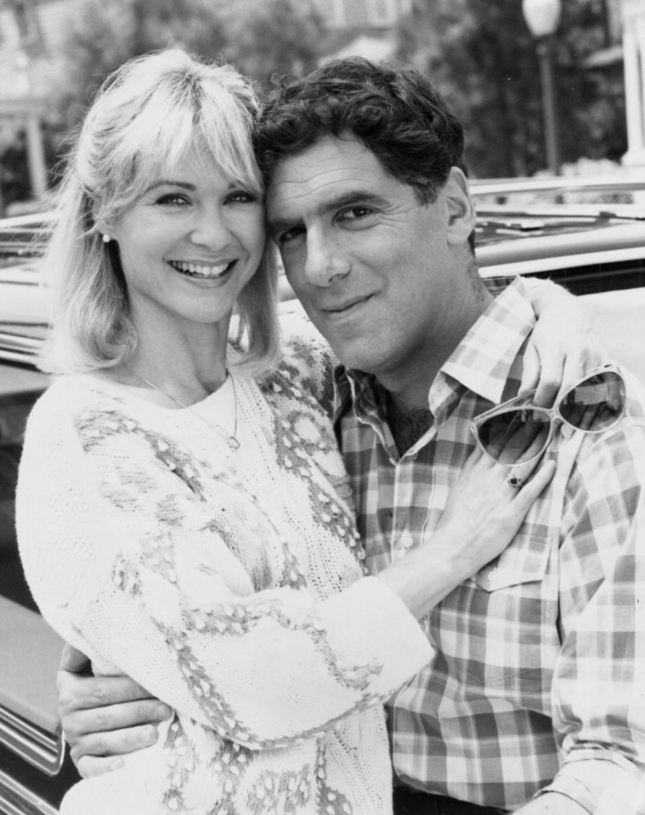 Elliott Gould and Dee Wallace in Together We Stand (1986)