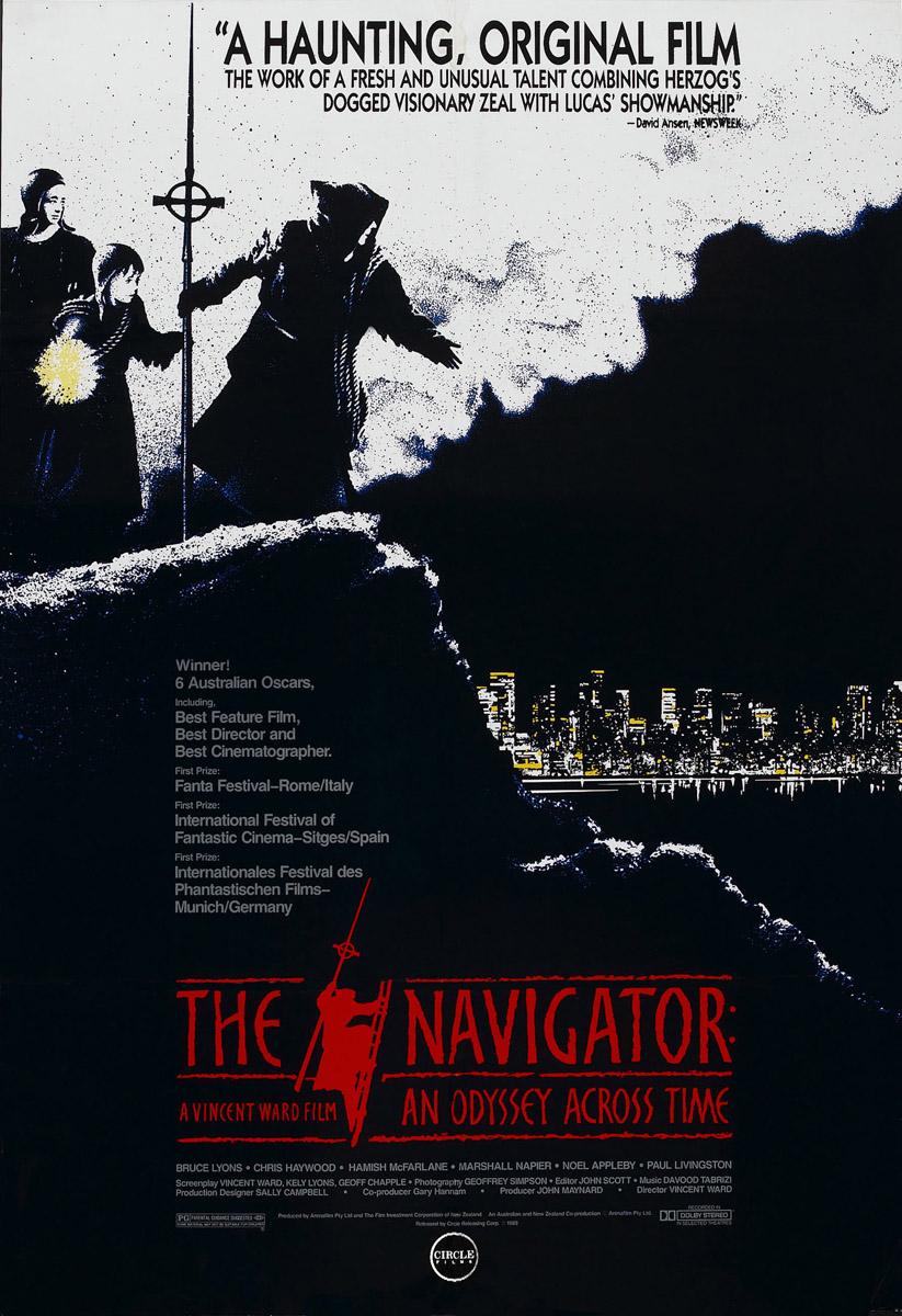 Slikovni rezultat za Vincent Ward – The Navigator: A Mediaeval Odyssey
