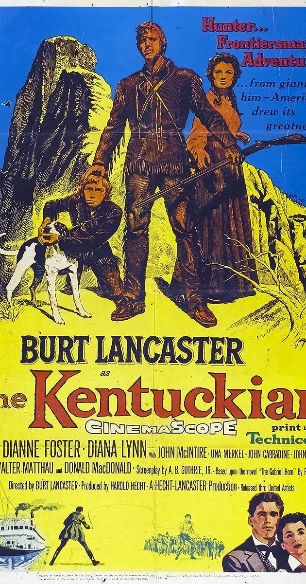 Subtitle of The Kentuckian