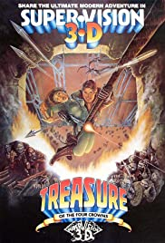Treasure of the Four Crowns (1983) Poster - Movie Forum, Cast, Reviews