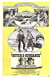 Butch and Sundance: The Early Days (1979) Poster - Movie Forum, Cast, Reviews