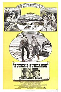 Japanese downloadable movies Butch and Sundance: The Early Days [BDRip]