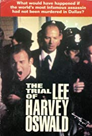 The Trial of Lee Harvey Oswald (1977) Poster - Movie Forum, Cast, Reviews