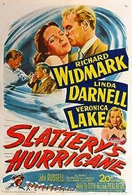 Slattery's Hurricane (1949) Poster - Movie Forum, Cast, Reviews