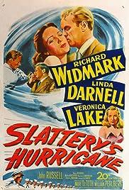 Slattery's Hurricane Poster