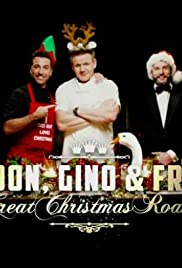 Gordon, Gino & Fred's Great Christmas Roast Poster