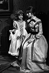Magdalena Reifová and Marta Vancurová in Jana Eyrová (1972)