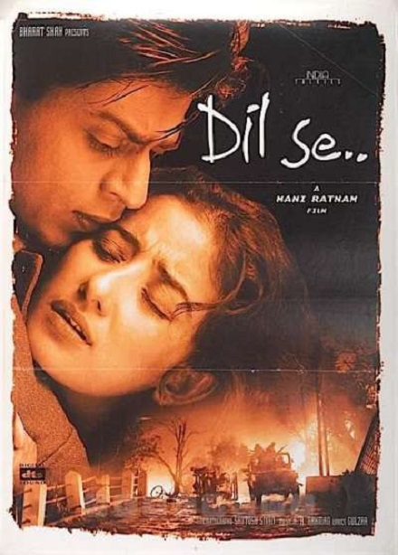 Dil Se.. (1998) Hindi Movie 450MB HDRip 480p Download