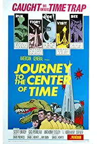 Journey to the Center of Time Poster - Movie Forum, Cast, Reviews