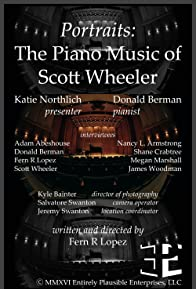 Primary photo for Portraits: The Piano Music of Scott Wheeler