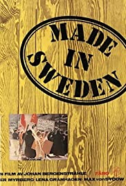 Made in Sweden Poster