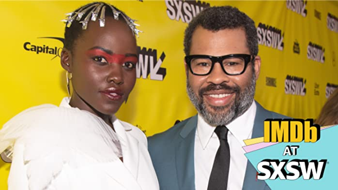 Jordan Peele, Elisabeth Moss, Lupita Nyong'o, and other cast members weigh in on the challenges of making 'Us', which premiered at SXSW Film Festival 2019.
