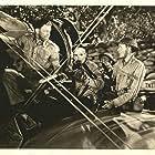 Desi Arnaz, Alex Havier, George Murphy, and Robert Walker in Bataan (1943)