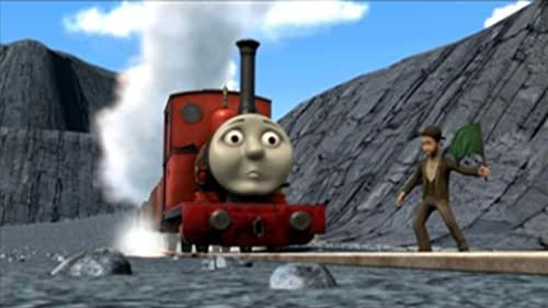Trailer for Thomas & Friends: Blue Mountain Mystery the Movie